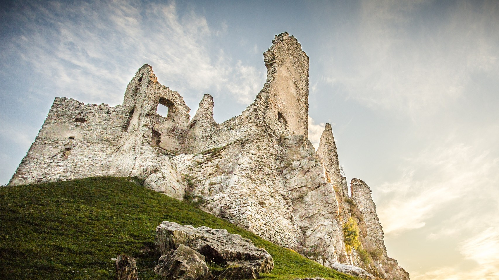 Odklínanie hradov